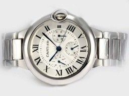 Fake Cool Cartier Ballon Bleu de Cartier Chronograph Automatisk